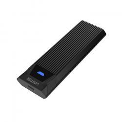 Obudowa USB3.1 Gen2 Typ-C - M.2 SSD, PCIe/NVMe; S1203ABK