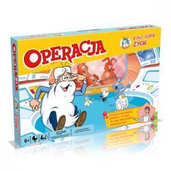 Gra Operacja Było Sobie Życie