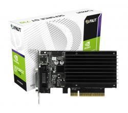 Karta graficzna GeForce GT 710 2GB GDDR3 64BIT HDMI/DVI-D/VGA
