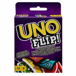 Mattel Gra UNO FLIP