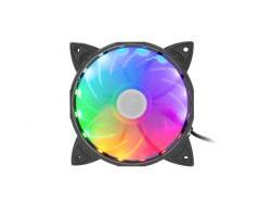 Wentylator do zasilacza/obudowy Genesis Hydrion 130 Rainbow LED 120mm