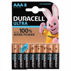 Baterie Ultra Power AAA 8-pack