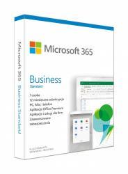 365 Business Standard PL P6 1Y Win/Mac KLQ-00472 Stary P/N: KLQ-00380