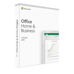 Office Home & Business 2019 PL P6 Win/Mac T5D-03319 Zastępuje P/N: T5D-03205