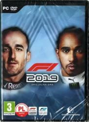 Gra PC F1 2019 Standard Edition