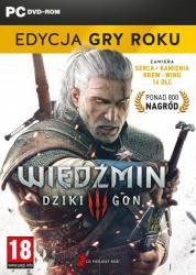Gra PC Wiedźmin 3 Dziki Gon Edycja Gry Roku