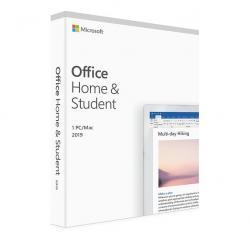 Office Home & Student 2019 PL P6 Box Win/Mac 32/64bit 79G-05160 Zastępuje P/N: 79G-05037