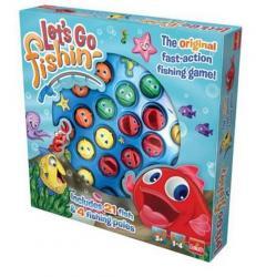 Gra Chodźmy na rybki oryginalna