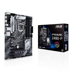 Płyta główna PRIME Z490-P s1200 4DDR 4 HDMI/DP M.2 USB3.2 ATX