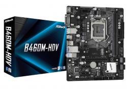 Płyta główna B460M-HDV s1200 HDMI/DVI/D-SUB M.2 mATX