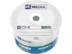 CD-R My Media 700MB Wrap (50 spindle)