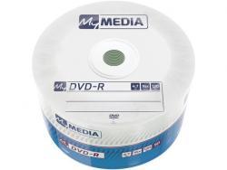DVD-R My Media 4.7GB x16 Wrap (50 spindle)