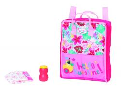 BABY BORN Plecak dla dziewczynki