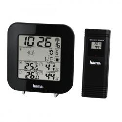 Hama Stacja pogody EWS-200 Czarna