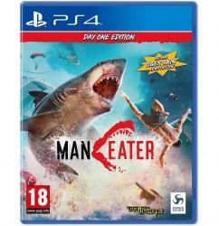 Gra PS4 Maneater D1 ED