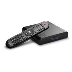 Odtwarzacz multimedialny SAVIO TB-P02 Smart TV Box Platinum, 4/32GB, 8K, Android 9.0 Pie, Bluetooth, USB 3.0, Dual Wi-Fi, lan 1000mbps