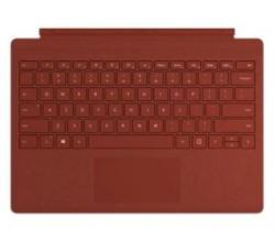 Klawiatura Surface Pro Signature Type Cover Poppy Red FFQ-00113