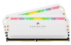Pamięć DDR4 Dominator Platinum RGB 16GB/3200 (2*8GB) WHITE CL16