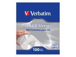 Koperta papierowa CD z okienkiem 100 sztuk