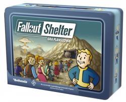 Gra Fallout Shelter (edycja Polska)