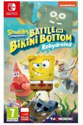 Gra NS SpongeBob Squarer Pants Battle for Bikini Bottom Rehydrated