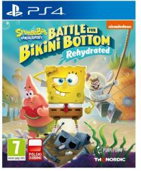 Gra PS4 SpongeBob Square Pants Battle for Bikini Bottom Rehydrated