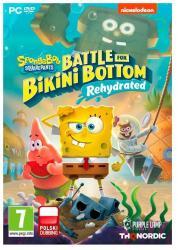 Gra PC SpongeBob Square Pants Battle for Bikini Bottom Rehydrated