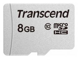 Karta pamięci microSDHC 8GB GUSD 300S CL10 TS8GUSD300S