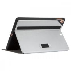 Etui Clik-In Case dla iPada 7 generacji 10.2 cala, iPada Air 10.5 cala oraz iPada Pro 10.5 cala - Srebrne
