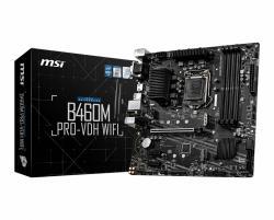 Płyta główna MAG B460M-PRO VDH WIFI s1200 4DDR4 HDM/DVI M.2 mATX