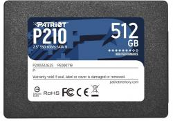 Dysk SSD 512GB P210 520/430 MB/s SATA III 2.5