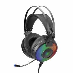 Eclipse słuchawki z mikrofonem dla graczy (z podświetleniem) PC / XBOX ONE /PS4