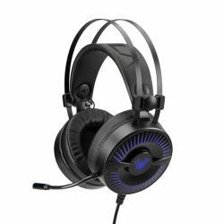 Cold Flame słuchawki z mikrofonem dla graczy (z podświetleniem) PC / XBOX ONE /PS4