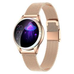 Smartwatch Oro Smart Crystal Gold