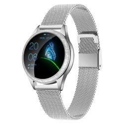 Smartwatch Oro Smart Crystal Srebry