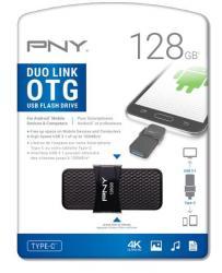Pendrive 128GB USB3.1 Duo-Link OTG P-FD128OTGSLTC-GE