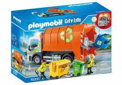 Playmobil Śmieciarka