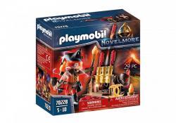 Playmobil Ogniomistrz Wojowników Burnham