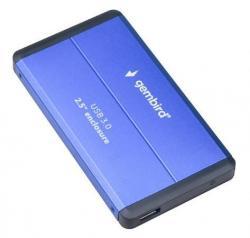 Obudowa zewnętrzna 2.5 USB 3.0 Niebieska