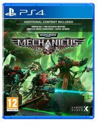 Gra PS4 Warhammer 40000 Mechanicus