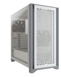 Obudowa 4000D Airflow TG White Mid Tower ATX