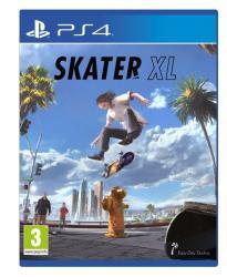 Gra PS4 Skater XL The Ultimate Skateboarding