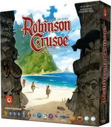 Portal Games Gra Robinson Crusoe: Przygoda na przeklętej wyspie