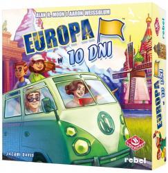 Rebel Gra Europa w 10 dni