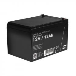 Green Cell Akumulator żelowy 12V 12Ah