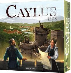 Gra Caylus 1303 (Edycja Polska)