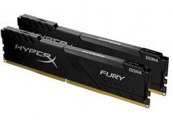 HyperX Pamięć DDR4 HyperX Fury Black 32GB/3200 (2*16GB) CL16