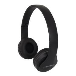 Słuchawki bluetooth Banjo Czarne