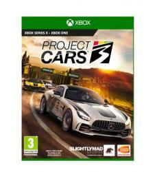 Gra Xone Projekt Cars 3