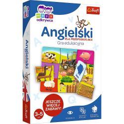 Gra Angielski dla przedszkolaka Mały Odkrywca